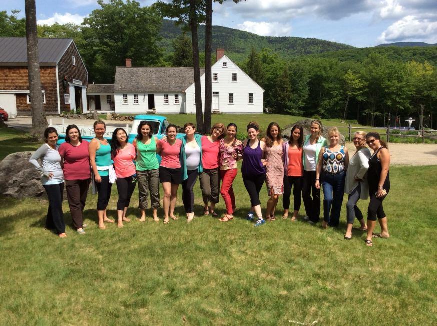 Womens Retreats!