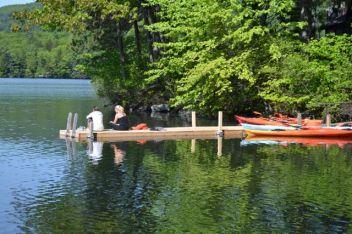 Lake Lounging