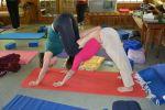 Mother & Daughter Yoga
