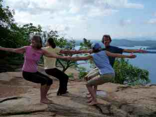 Yoga Hikes!