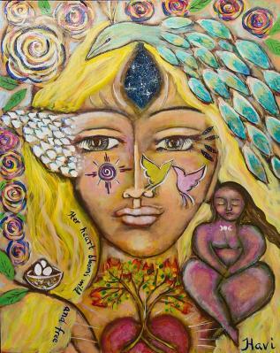 wild-goddess-havi-mandell