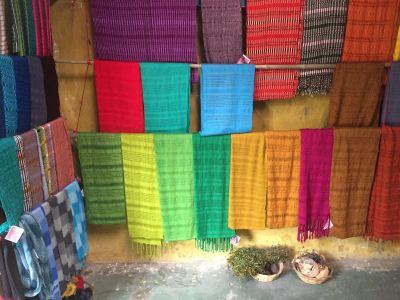 guatemala scarves San Juan