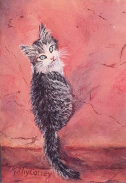 India cat mums paint