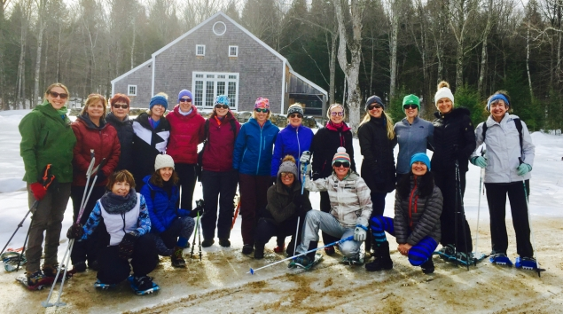 2018 Snowshoe Group