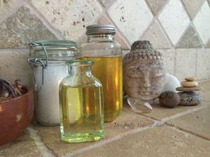 dinacharya oil
