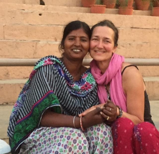 Lakshmi and me