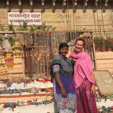 Lakshmi's stall