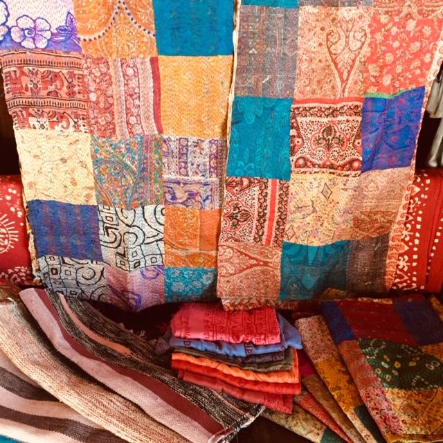 kantha shawl