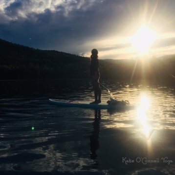 Sunset Metcalf Paddle